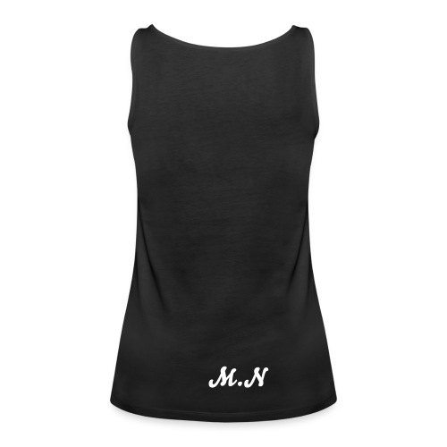 M.N. Gym female top - Women's Premium Tank Top