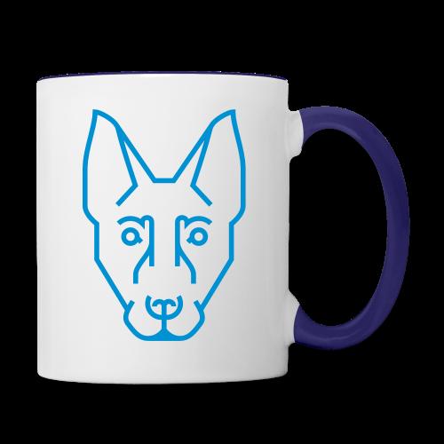 Kynogogik Tasse - Tasse zweifarbig