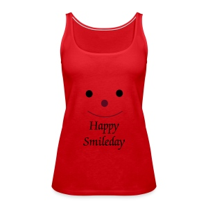Happy Smileday - Women's Premium Tank Top
