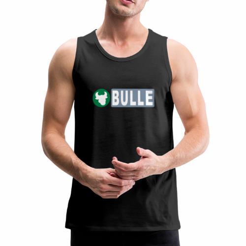 Shirt Bulle - Männer Premium Tank Top