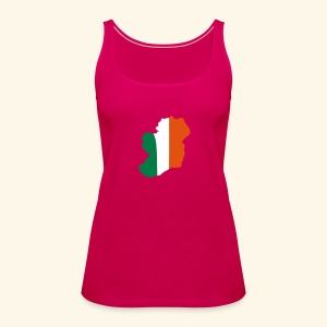 I LOVE IRISH FASHION - Débardeur Premium Femme