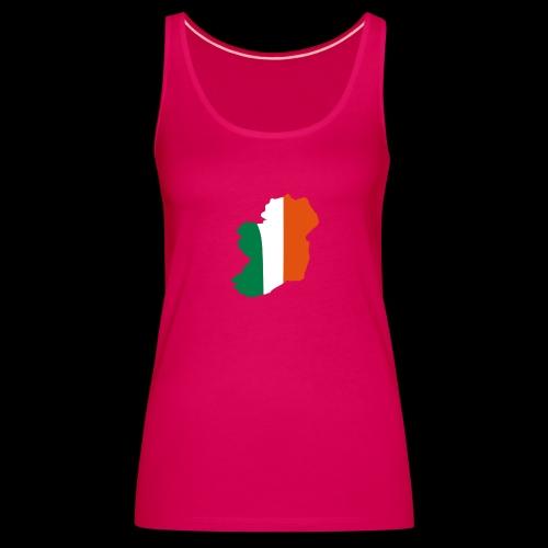 CUSTOM IRELAND TEE SHIRT - Women's Premium Tank Top