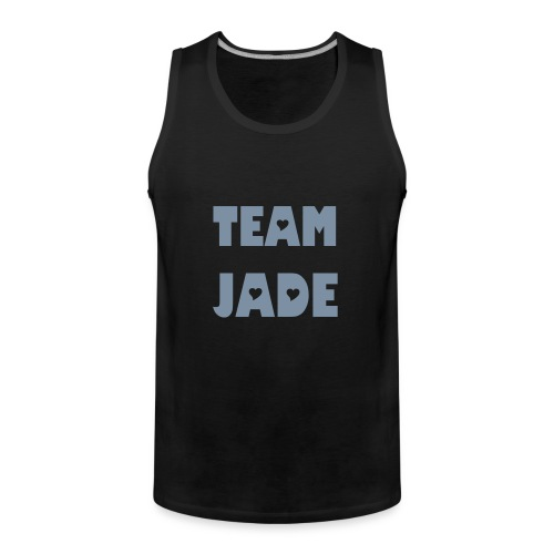 Mens Tank Team Jade - Men's Premium Tank Top