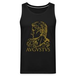 Camiseta sin mangas Augustus - Tank top premium hombre