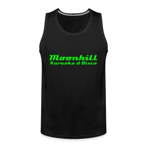 Mens Sleevles Shirt - Men's Premium Tank Top
