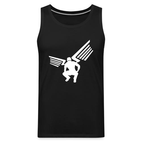 sling slave sexy muscle shirt - Männer Premium Tank Top