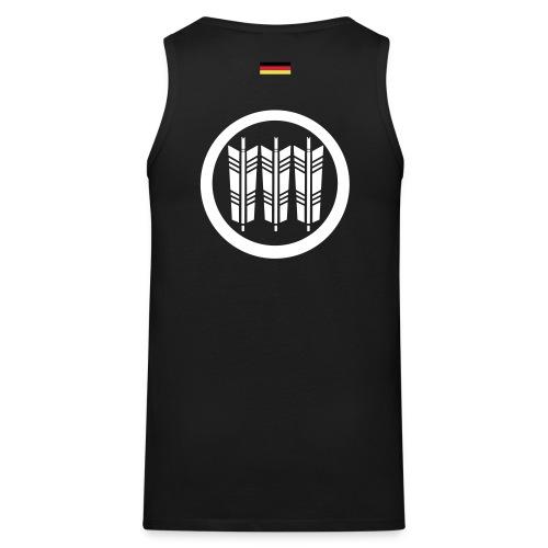 Muscle-Shirt MITSUYA-KAI Deutschland - grau - Männer Premium Tank Top