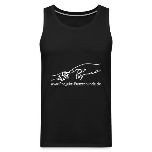 Männer Muskelshirt - Männer Premium Tank Top