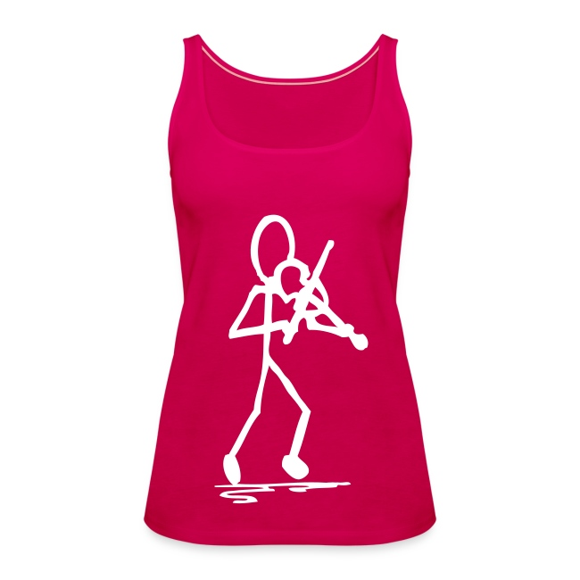 Fiddler's Stickman Breathable Lady Top
