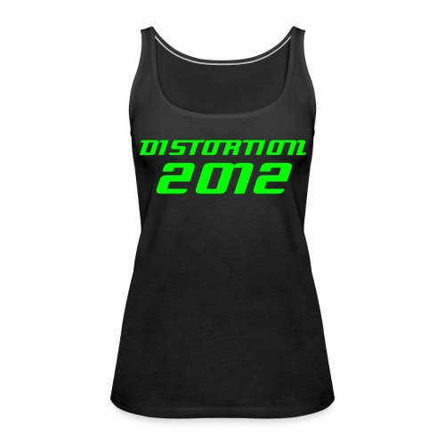 Den ultimative påklædning til DISTORTION 2012 - Dame Premium tanktop