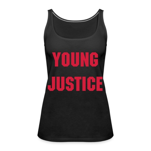 Young Justice Tank top - Women's Premium Tank Top