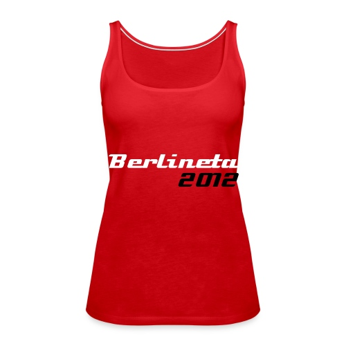 Red Top - Women's Premium Tank Top