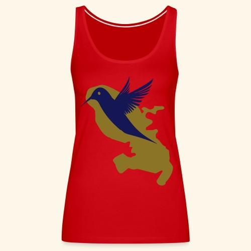 Martinique Colibri t-shirt - Débardeur Premium Femme