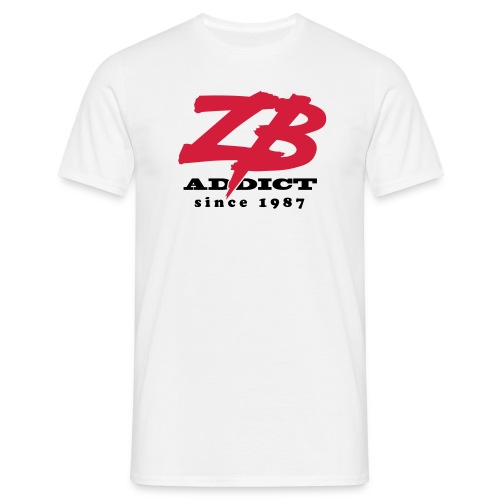 zB addict clear - T-shirt Homme
