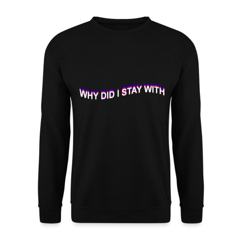 WHY - Sweat-shirt Homme