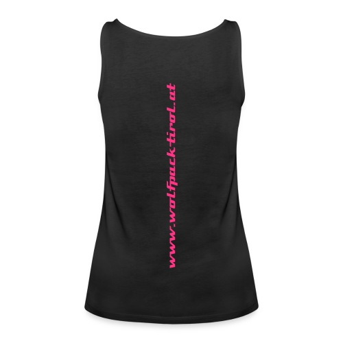 "Shirt ""airsoft Gilrs"" - Frauen Premium Tank Top"