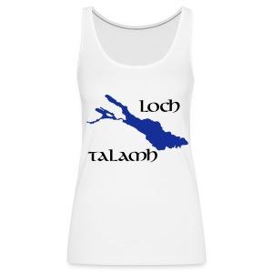 Loch Talamh Tank Top - Frauen Premium Tank Top