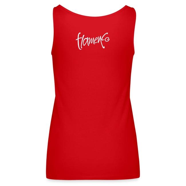 """Débardeur Femme """"Flamenco"""""""