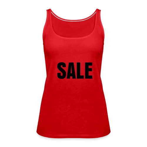 offensives Top - Frauen Premium Tank Top