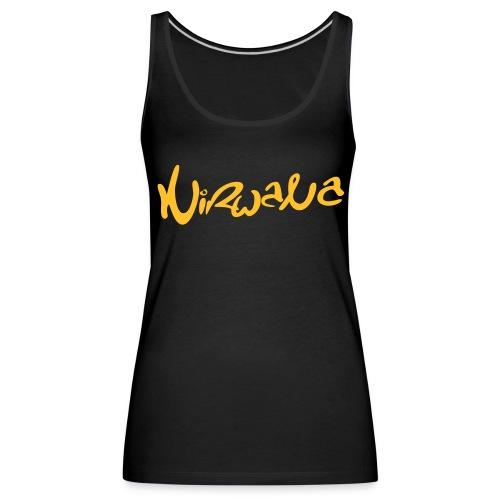 Nirwana Tanktop - Vrouw - Vrouwen Premium tank top