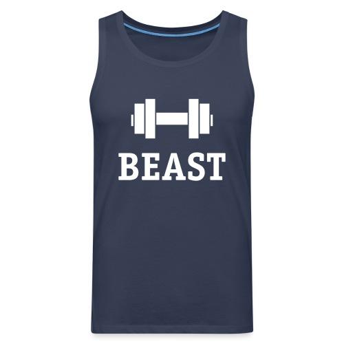 Beast - Männer Premium Tank Top