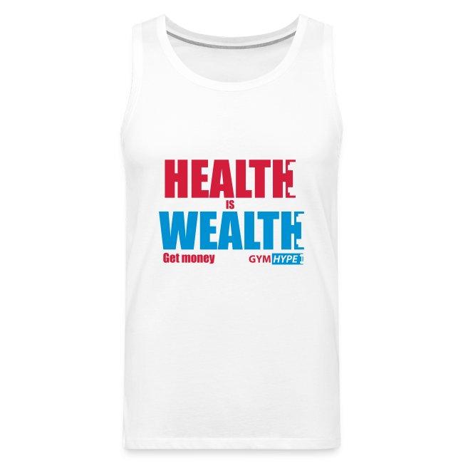 Men's Health is Wealth Tank