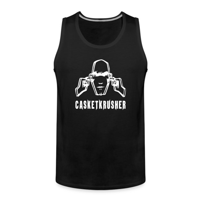 DJ Casketkrusher Tank Top Male