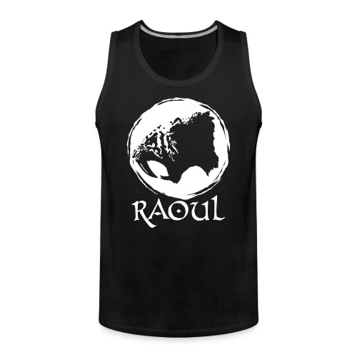 Raoul Tank Top Male - Men's Premium Tank Top
