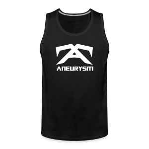 Aneurysm Tank Top Male - Men's Premium Tank Top