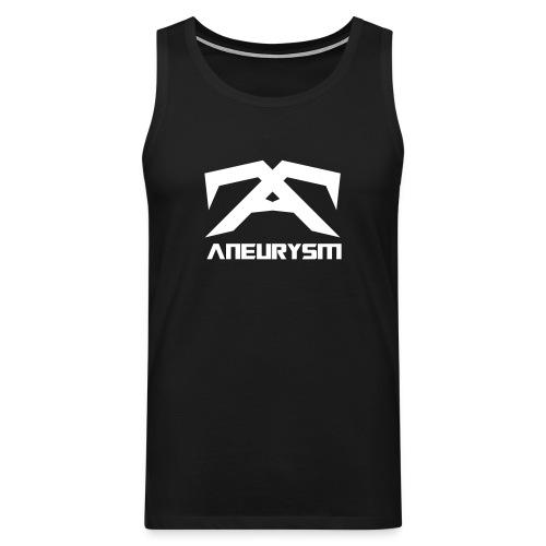 Aneurysm Tank Top Male - Men's Premium Tank Top