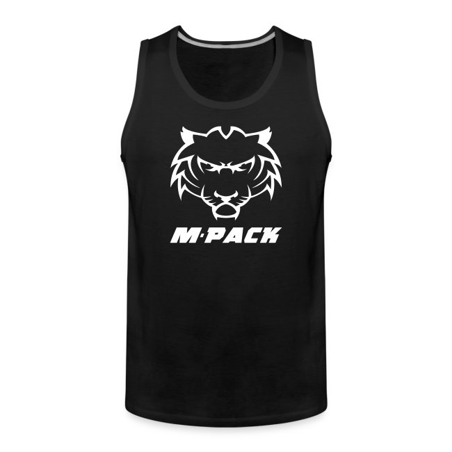 M-Pack Tank Top Male