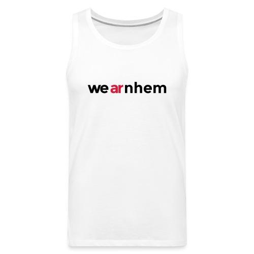 We Ar(nh)e(m) - mannen tanktop - Mannen Premium tank top