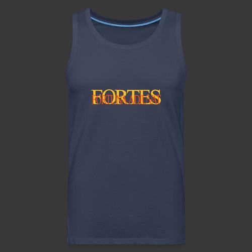 FORTES FORTUNA ADIUVAT - Men's Premium Tank Top