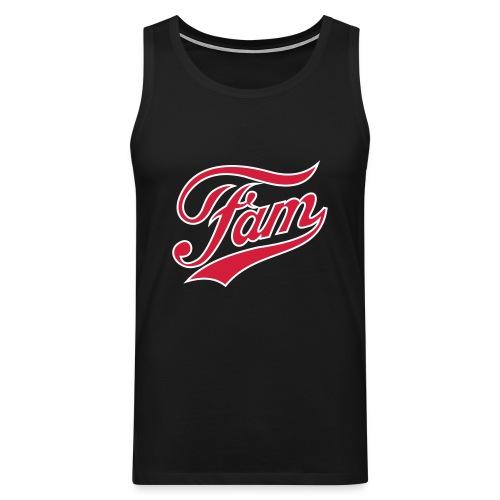 Fam Men's Tank - Men's Premium Tank Top