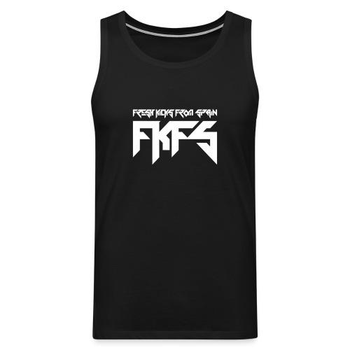 #FKFS Tank Top Male - Men's Premium Tank Top