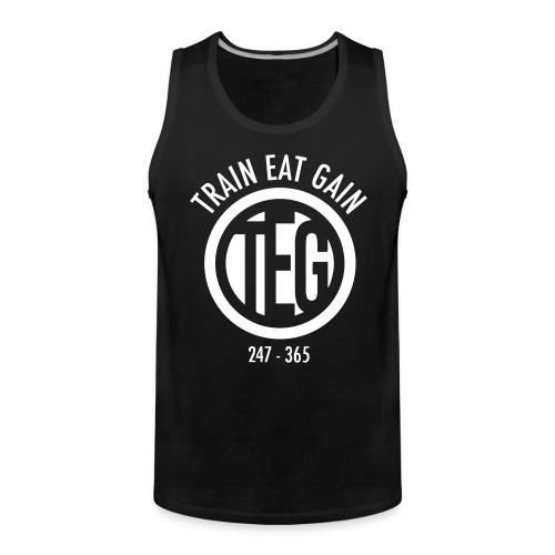 TEG Vest - Men's Premium Tank Top