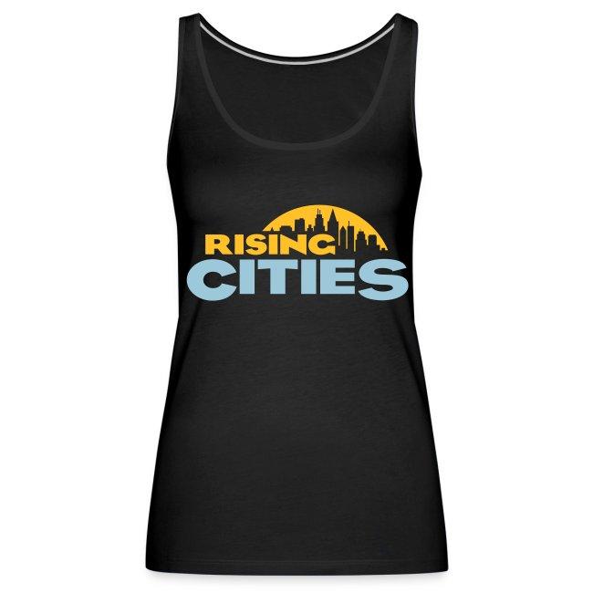Rising Cities Logo Girl Top