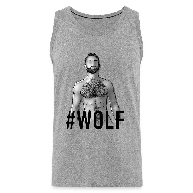 GAY TRIBE GEAR TANK / WOLF