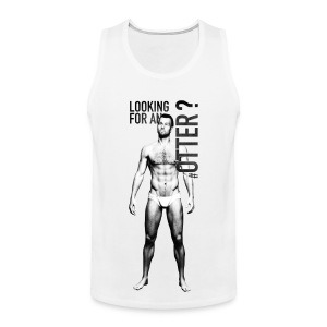 LOOKING FOR OTTER - QUESTION - Men's Premium Tank Top