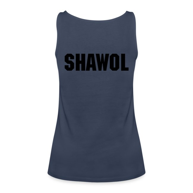 "Tank top female ""SHINEE"""