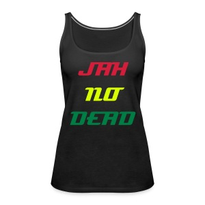 Tshirt Dos Nageur Women Jah No Dead - Débardeur Premium Femme