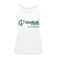 Stoolball England Women's Tank Top
