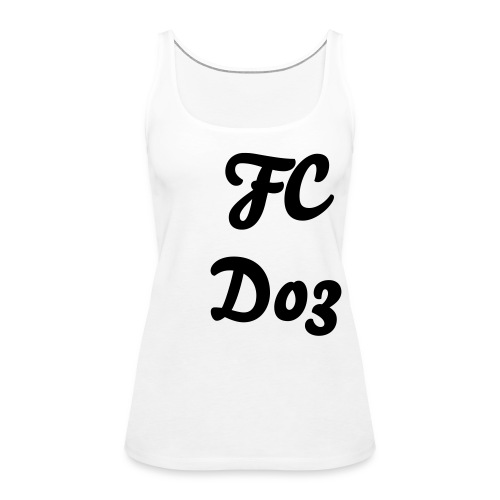 Frauen Premium Tank Top - White Collection