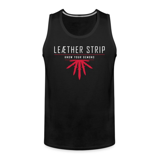 Leaether Strip - Know Your Demons : Muscle Shirt