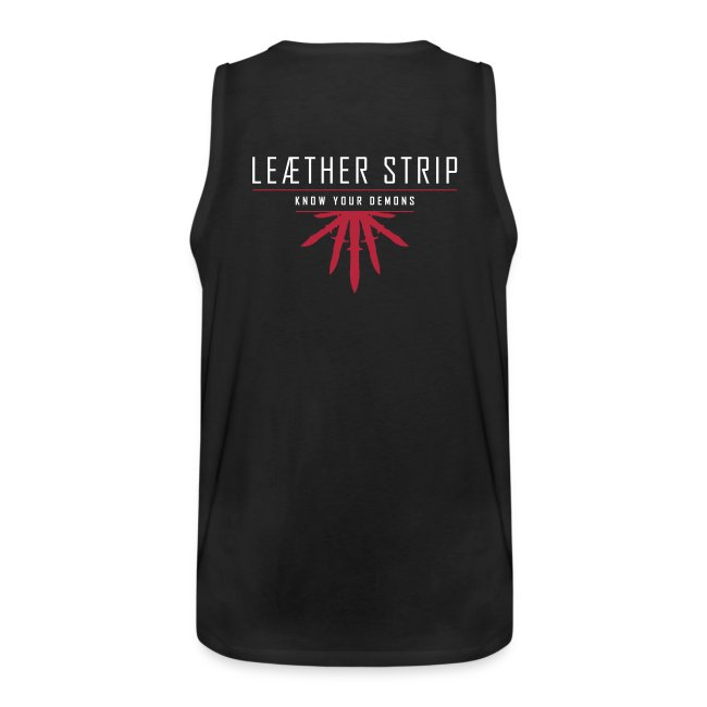 Leaether Strip - The Devil Made Me Do It : Muscle Shirt