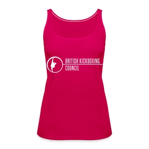 Women's Training Vest - Women's Premium Tank Top