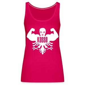Kosso Tanktop Dames - Vrouwen Premium tank top