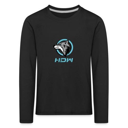 HDW Kinder Traum - Kinder Premium Langarmshirt