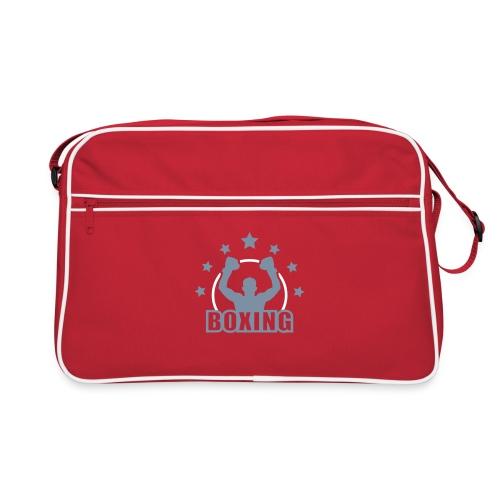 Boxsport - Retro Tasche