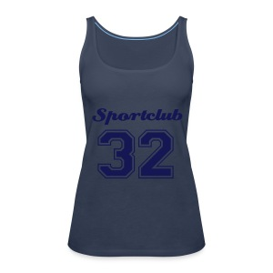 "Top ""Sportclub 32"" - Frauen Premium Tank Top"